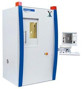 The microfocus X-ray system